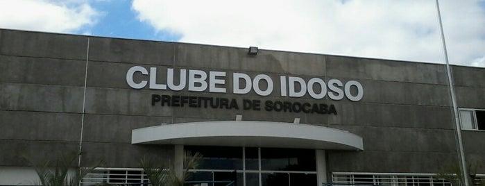 Clube do idoso is one of Posti salvati di Pâmela.
