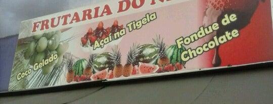 Frutaria Do Neno2 is one of Orte, die Luiz gefallen.