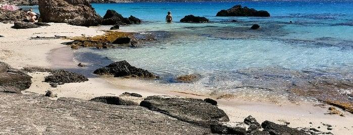 Kedrodasos Beach is one of Crete.
