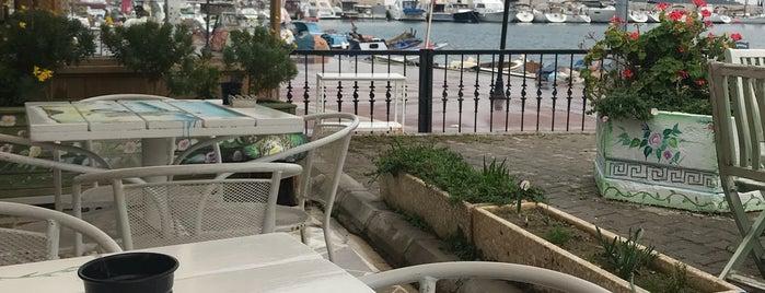 Koçif Cafe is one of สถานที่ที่ Ibrahim ถูกใจ.