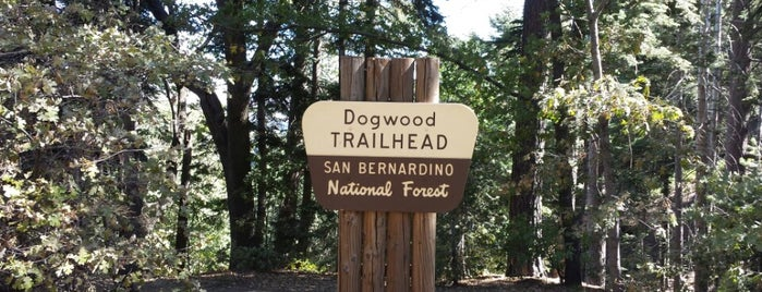 Dogwood Campground is one of Posti salvati di Liam.