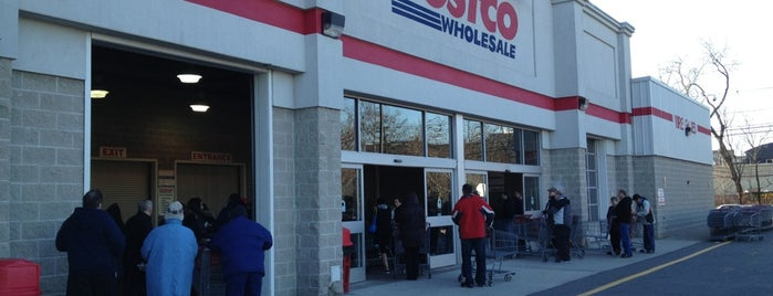 Costco is one of One Bite, Everybody Knows The Rules 3.