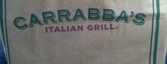 Carrabba's Italian Grill is one of Buffalo.