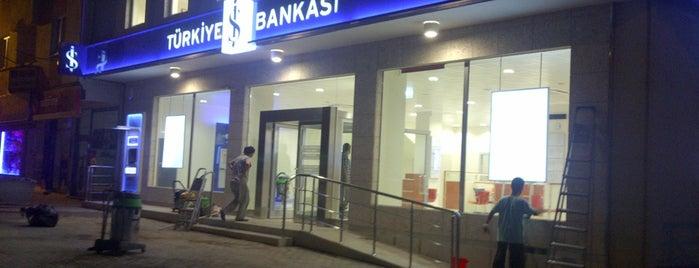 Türkiye İş Bankası Kocaeli Bölge Müdürlüğü is one of Orte, die Canan gefallen.