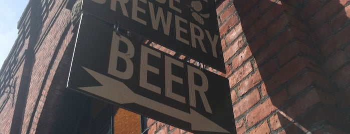 Lowercase Brewing is one of Seattle To-Do's.