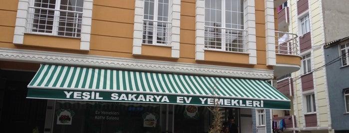 Yeşil Sakarya Ev Yemekleri is one of Posti che sono piaciuti a Nezih.