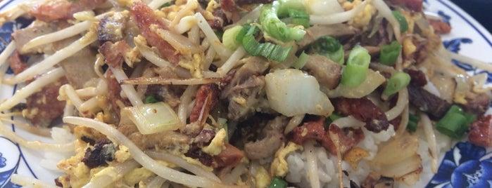 Rutts Hawaiian Cafe - Hawaiian Catering is one of Lieux qui ont plu à Robin.