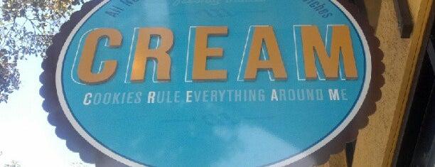 CREAM of Berkeley is one of try it!.