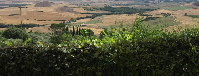 Rist. Terrazza Val D'Orcia is one of Italy.