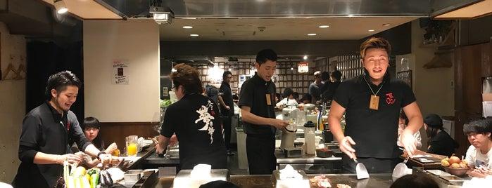 Teppen Shibuya Onnadojo is one of 東京2.