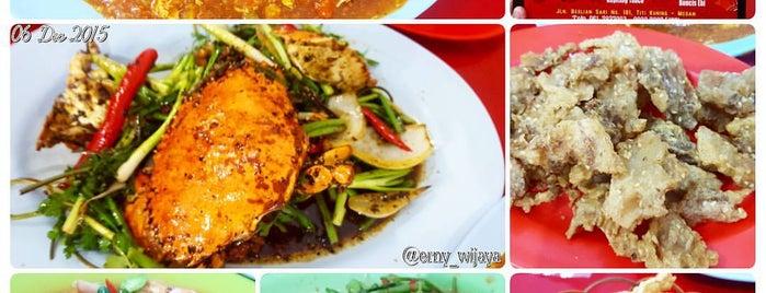 RM. Gek Lan 181 is one of Medan culinary spot.