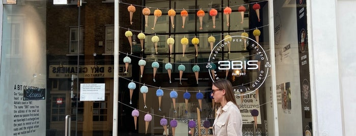 Gelateria 3Bis is one of London.