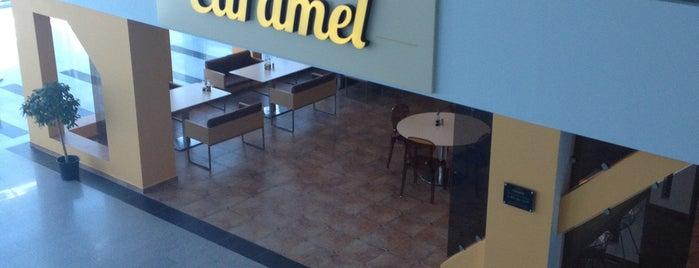 Caramel is one of Locais curtidos por Anna.