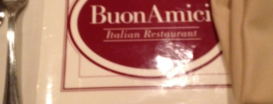 Buon Amici is one of wc/hv to try.