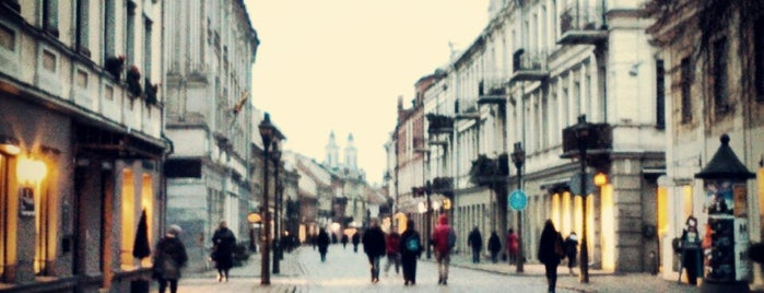 Vilniaus gatvė is one of Vilnius & Lithuania Spots.