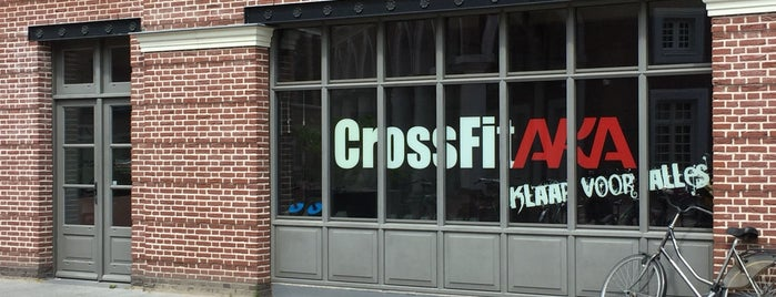 CrossFitAKA is one of Ceren'in Kaydettiği Mekanlar.