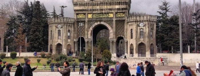 Beyazıt Meydanı is one of IST.