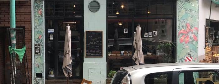 Yedra is one of BA Coffee Shops ☕️.