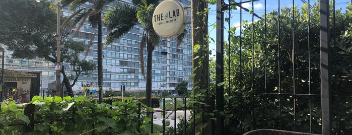 The Lab Coffee Roasters is one of Montevidéu Onde Comer.
