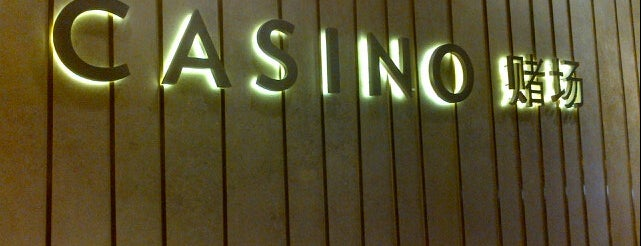 Marina Bay Sands Casino is one of Singapore.