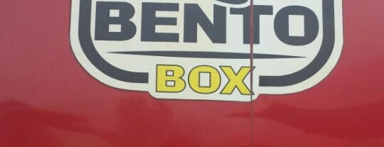 Bento Box is one of Orte, die Ashley gefallen.