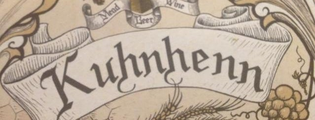 Kuhnhenn Brewing Co. is one of Beer / Ratebeer's Top 100 Brewers [2019].