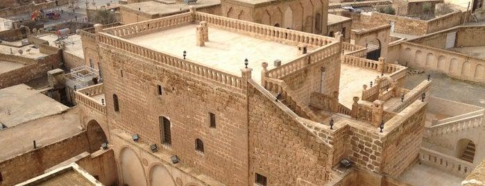 Midyat Konuk Evi is one of Mardin-Midyat.