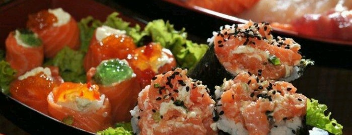 Ponkan Sushi & Arte is one of Prioridades.