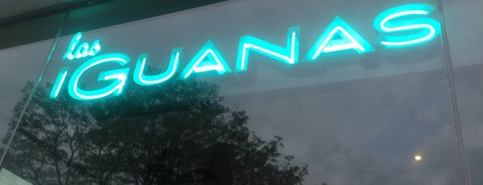 Las Iguanas is one of London Food.