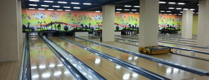 Atlantis Bowling is one of İstanbul.