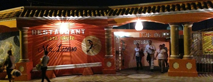 Restaurant Mr. Lionso is one of Mazatlan.