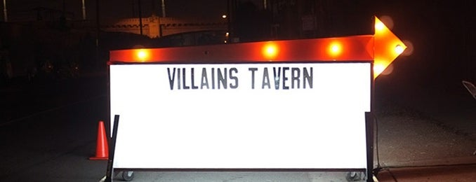 Villains Tavern is one of Neighborhood Guide to the Arts District.