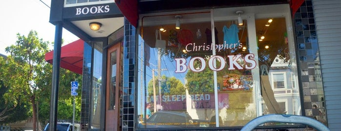 Christopher's Books is one of Best Things To See & Do.