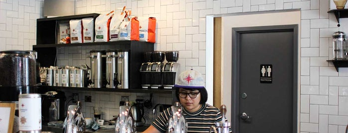Compass Coffee is one of Neighborhood Guide to Shaw.