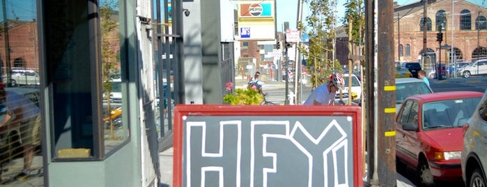Third Rail is one of Neighborhood Guide to Dogpatch and Potrero Hill.