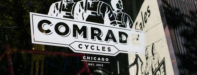 Comrade Cycles is one of Neighborhood Guide to Ukrainian Village.