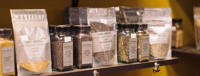 Epic Spices is one of Neighborhood Guide to Ukrainian Village.