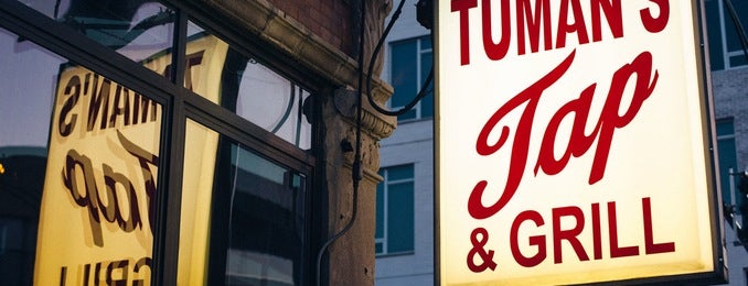 Tuman's Tap & Grill is one of Neighborhood Guide to Ukrainian Village.
