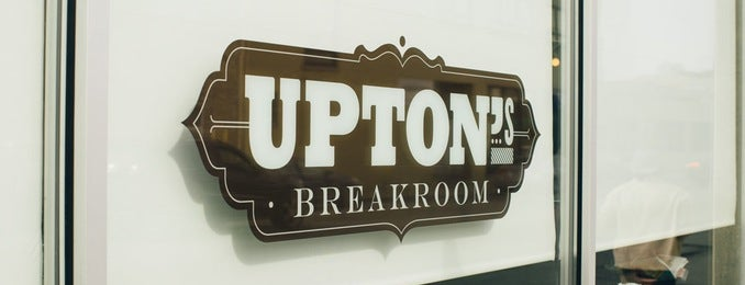Upton's Breakroom is one of Neighborhood Guide to Ukrainian Village.