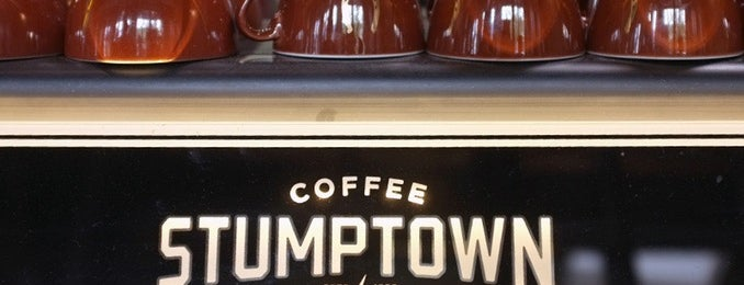 Stumptown Coffee Roasters is one of Neighborhood Guide to the Arts District.