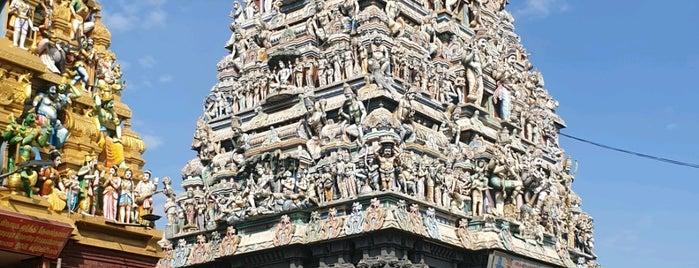 Sri Kailasanathar Swamy Devasthanam is one of Colombo.