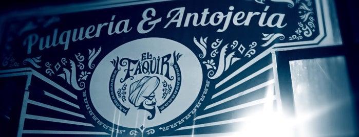 El Faquir is one of Lieux sauvegardés par Fabiola.