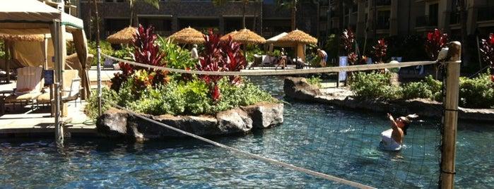 Westin KOR Villas - North Pool is one of Hawaii favs.