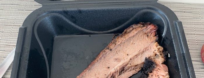 B's Cracklin Barbecue is one of Atlanta.