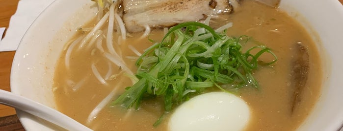 Hajime Ramen is one of Posti salvati di Brittany.