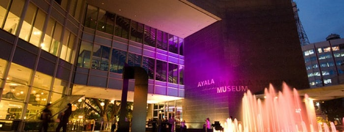Ayala Museum is one of Makati City.
