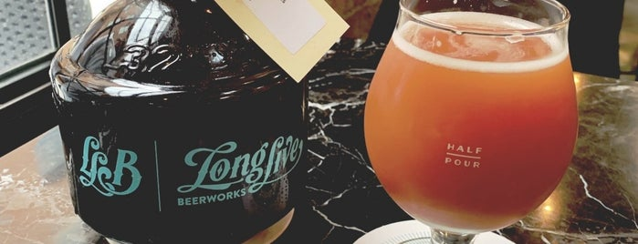 Long Live Beerworks is one of Providence Goals.