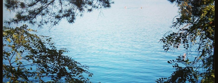 Голубые Озера / Blue Lakes is one of Tempat yang Disukai Aleksandra.