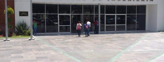 Facultad de Ingeniería is one of Lugares favoritos de Luisa Fernanda.