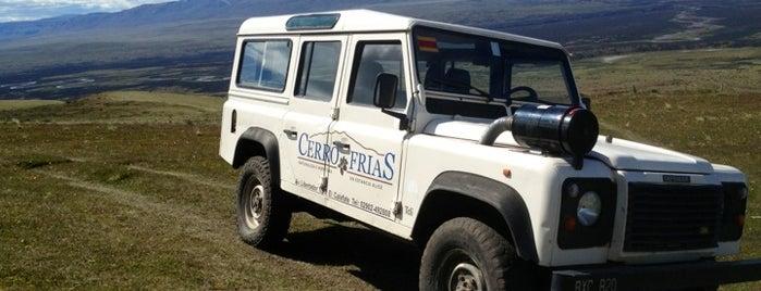 Cerro Frias is one of Patagonia (AR).